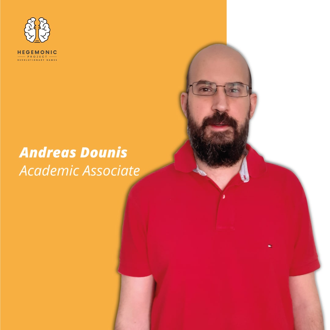 Andreas Dounis - Hegemony Board Game Lead your Class to Victory