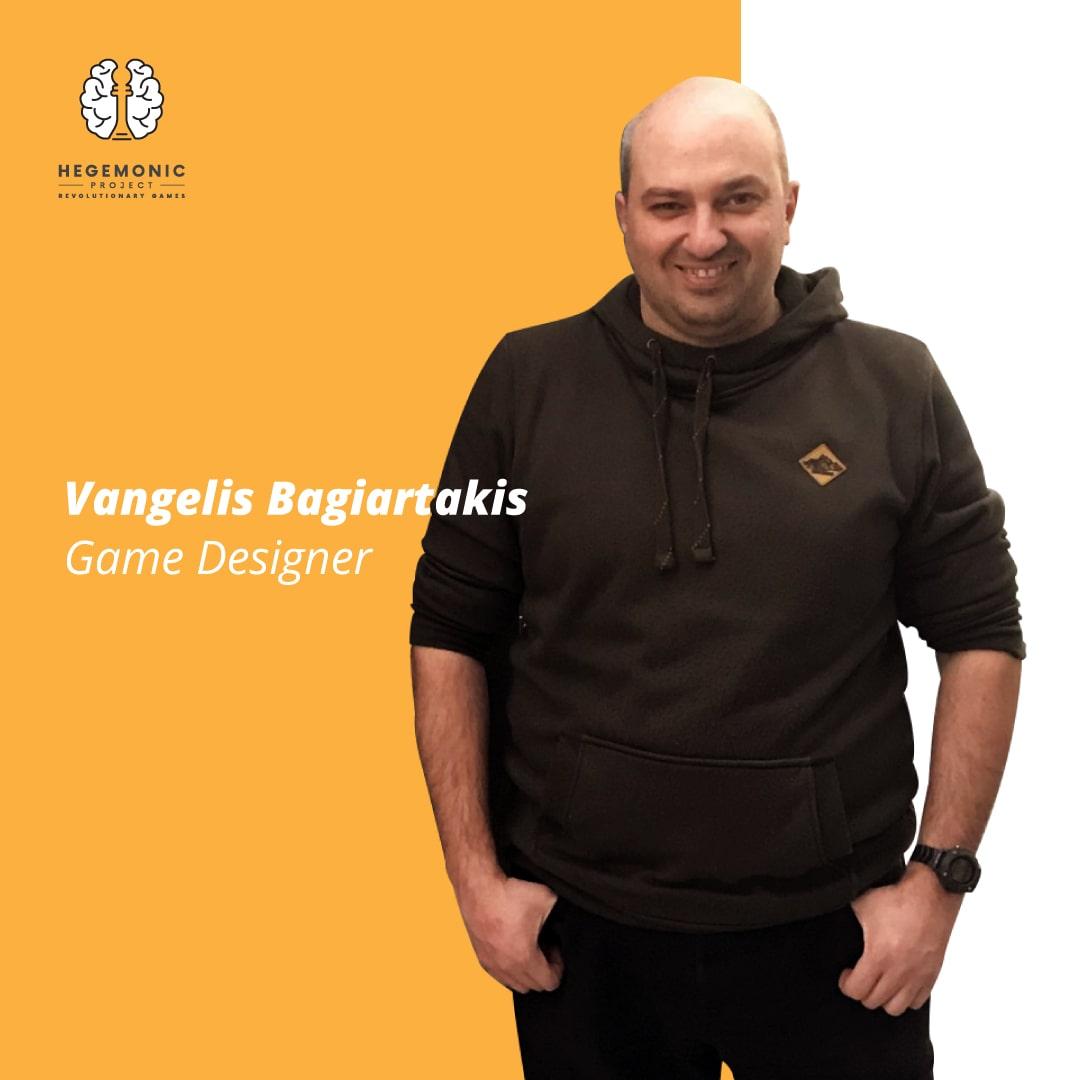 Vangelis Bagiartakis- Hegemony Board Game Lead your Class to Victory