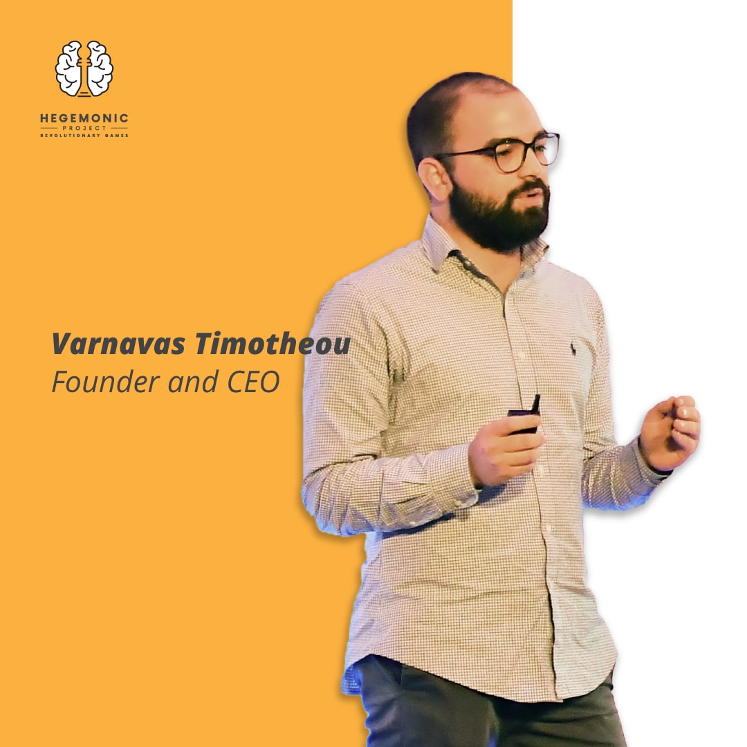 Varnavas Timotheou Hegemony Board Game Lead your Class to Victory